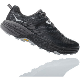 Hoka One One Speedgoat 3 Wp Running Shoes Men black/drizzle